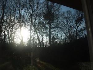 Sonnendröhnung