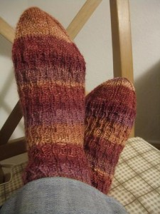 meine Socken