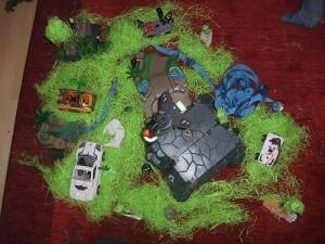 E-Rangers gegen die Darksters (Playmobil)